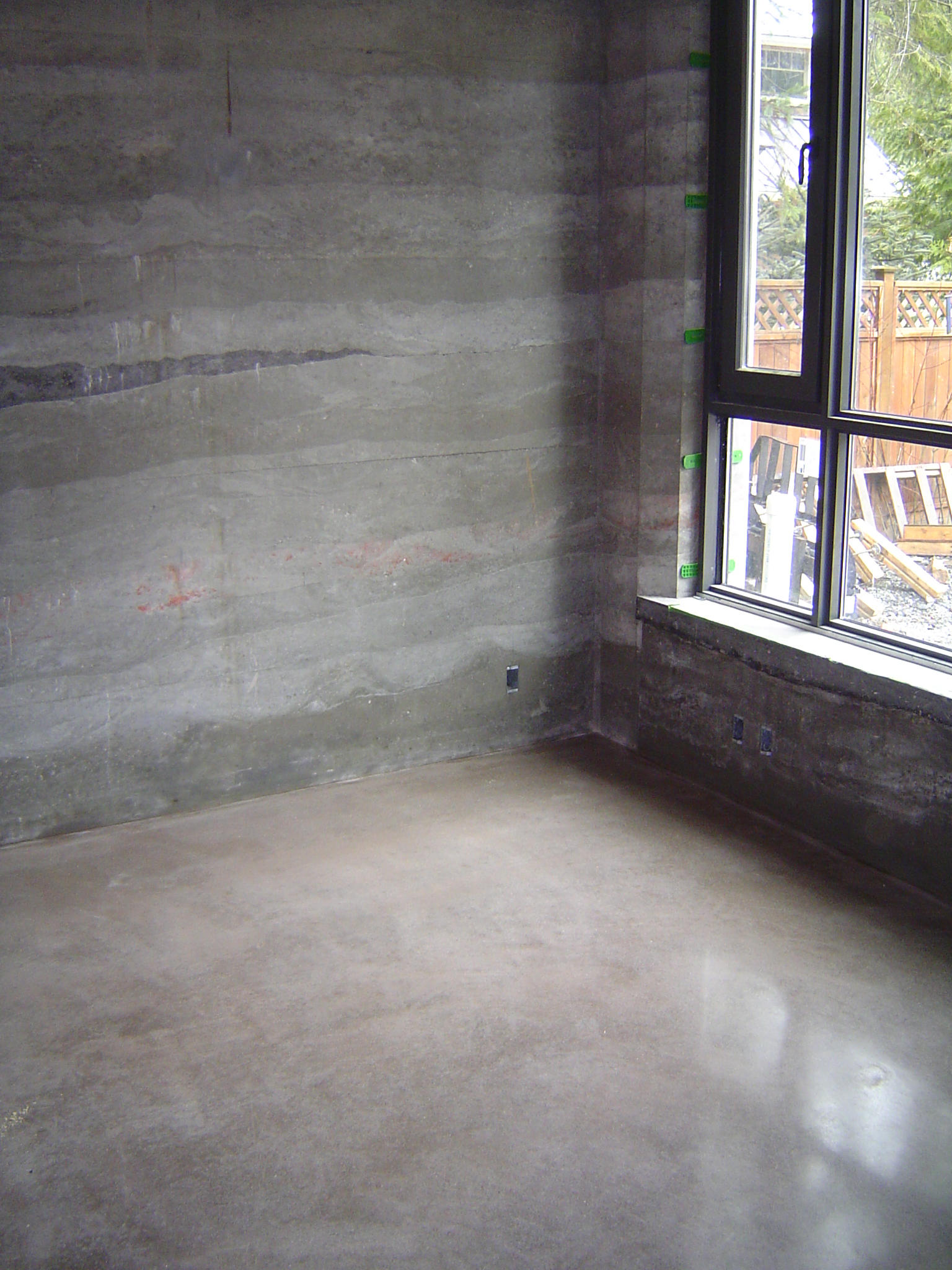 Concrete polished floor polished concrete floors how to for Flooring for concrete